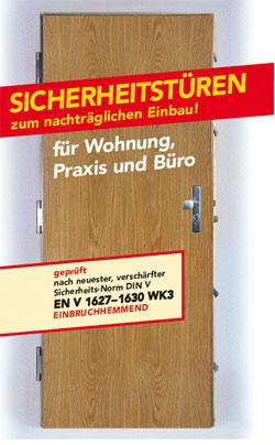 Meistertür   Sicherheitstüren Für Wohnung Und Praxis